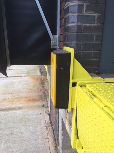 Above Dock Bumper Bracket